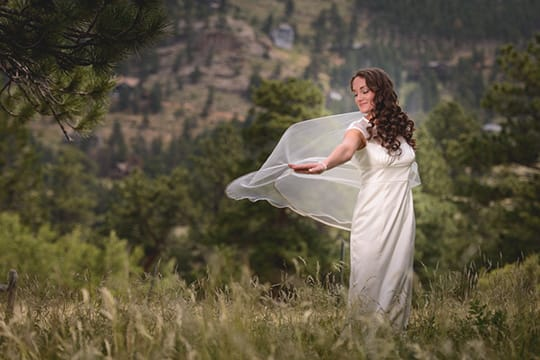 YMCA of the Rockies Wedding Photography