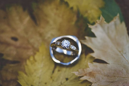 Wedding Ring Photography