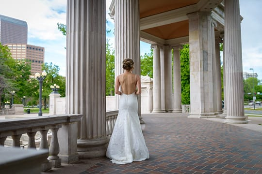 Space Gallery Wedding Photography