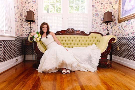 Dove House Bridal Photography